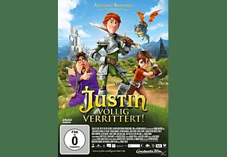 Justin – Völlig verrittert! [DVD]