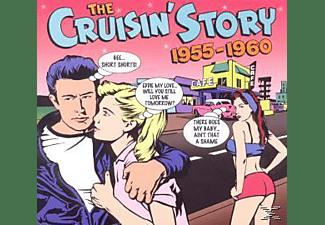 VARIOUS - The Cruisin' Story 1955-1960  - (CD)