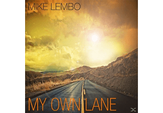 Mike Lembo - My Own Lane (EP-CD)  - (CD)
