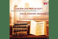 Sebastian Knebel, Vocal Concert Dresden - Lob, Ehr Und Preis Sei Gott [CD]