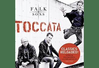 Falk & Sons - Toccata  - (CD)