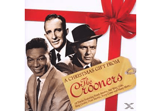 VARIOUS - A CHRISTMAS GIFT FROM THE CROONERS  - (CD)