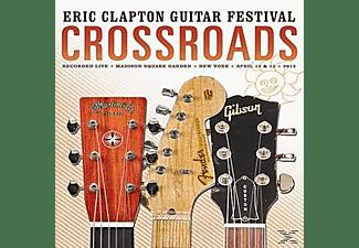 Eric Clapton u.v.m. - Crossroads - Eric Clapton Guitar Festival 2013 [CD]
