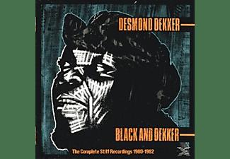 Desmond Dekker - Black And Dekker  - (CD)