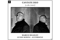 Marco Beasley, Guido Morini - Cantate Deo (a due tenori) [CD]