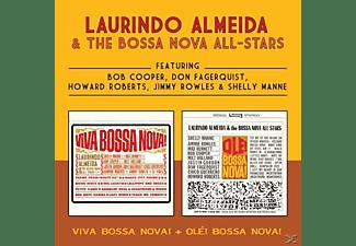 Laurindo Almeida, Bossa Nova All-Stars - Viva Bossa Nova+Ole! Bossa Nova!  - (CD)