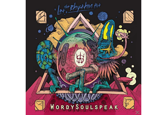 Wordysoulspeak - Let The Rhythm Hit  - (CD)