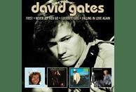 David Gates - First + Never Let Her Go + Goodbye Girl + Falling [CD]