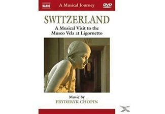 A Musical Journey - Musical Journey To Museo Vela At Ligornetto - (DVD)