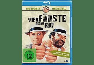 Vier Fäuste gegen Rio Blu-ray