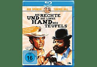 Die rechte und die linke Hand des Teufels Blu-ray