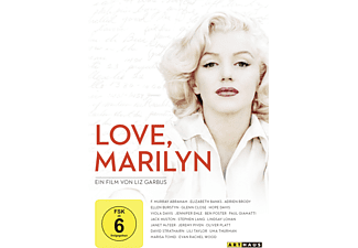 Love, Marilyn DVD