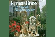 German Brass, Enrique/german Brass Crespo - German Brass-Das Dt.Blechbl [CD]