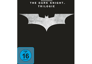 The Dark Knight Trilogie DVD