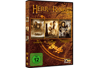 Der Herr der Ringe: Die Spielfilm Trilogie DVD