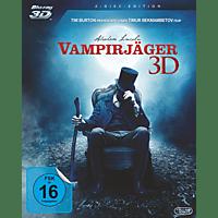 Abraham Lincoln – Vampirjäger 3D 3D Blu-ray (+2D)