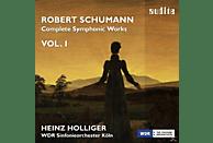 Heinz Holliger, Wdr Sinfonieorchester - Complete Symphonic Works Vol.1 [CD]