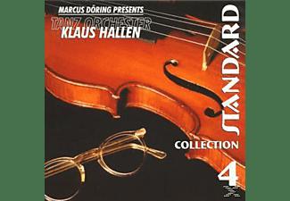 Klaus Tanzorchester Hallen - Standard Collection 4  - (CD)