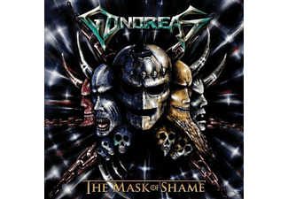 Gonoreas - The Mask Of Shame  - (CD)