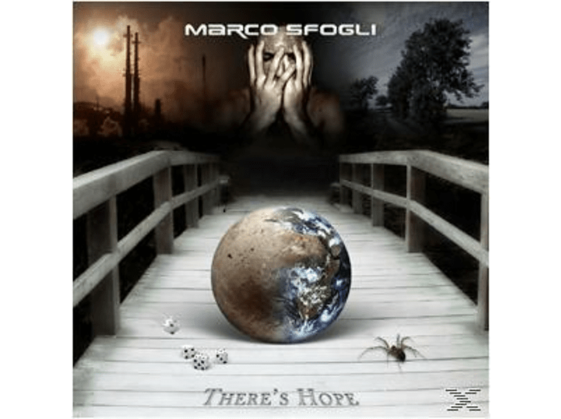 Marco Sfogli - There's Hope [CD]