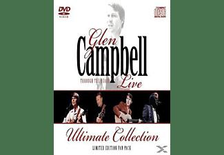 Glen Campbell - Through The Years [Cd+dvd]  - (CD + DVD Video)