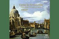 ARGO: Dahlbäck/Suni/Asterstad/Peltoniemi/Sunnarbo, Argo - Canta la Serenissima [SACD Hybrid]