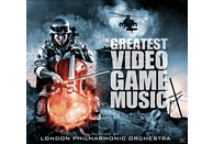 The London Philharmonic Orchestra - The Greatest Video Game Music [CD]