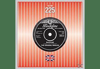 VARIOUS - Backline Vol.225  - (CD)