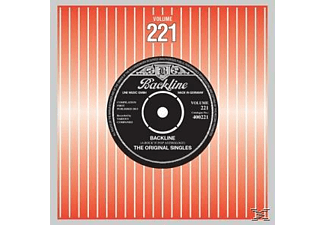 VARIOUS - Backline Vol.221  - (CD)