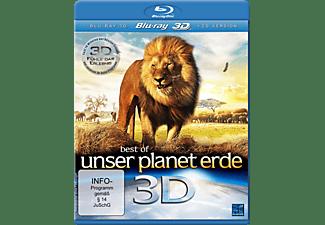 Best of Unser Planet Erde 3D - Fühle das Erlebnis [Blu-ray 3D]