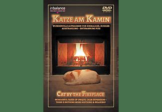 Katze am Kamin DVD