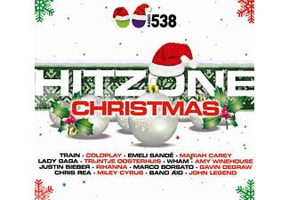 538 Hitzone Christmas | CD