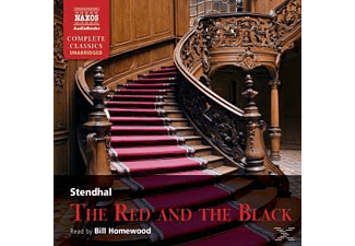 Bill Homewood - The Red And The Black  - (CD)