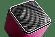 TECHNAXX MusicMan Mini BT-X2 Dockingstation, Pink
