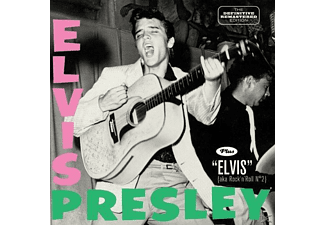 """Elvis Presley - Elvis Presley Debut Album / """"Elvis""""  - (CD)"""