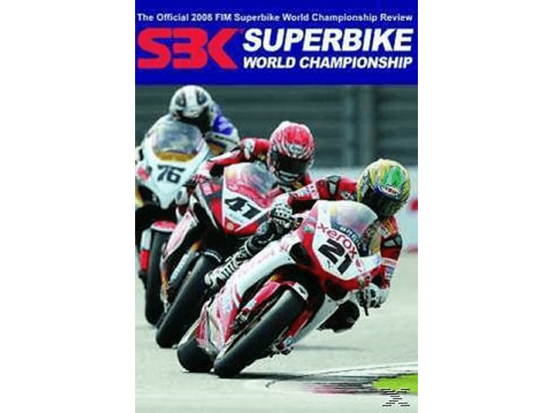 WORLD SUPERBIKE OFFICIAL REVIEW 2008 [DVD]