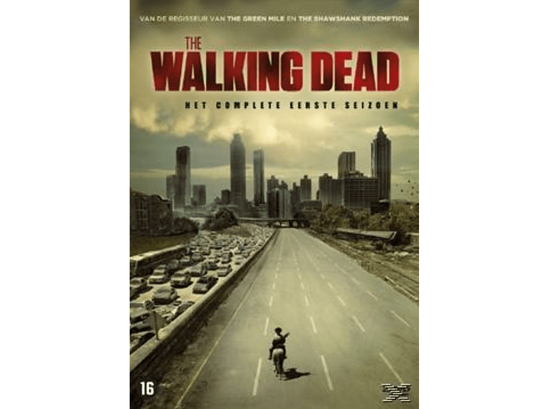 The Walking Dead - Seizoen 1 - DVD