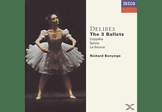 Richard Bonynge, Richard/napo Bonynge - Coppelia/Sylvia/La Source  - (CD)
