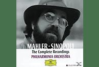 Skd, Giuseppe/po/skd Sinopoli - Sämtliche Sinfonien 1-10 (Ga)/D.Lied Von Der Erde [CD]