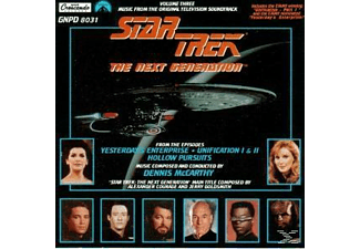 Dennis Mccarthy, Original Soundtrack-star Trek - The Next Generation Vol.3 - (CD)