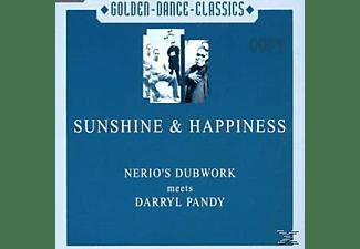 Nerio S Dubwork Meets Darryl P - Sunshine & Happiness  - (Maxi Single CD)