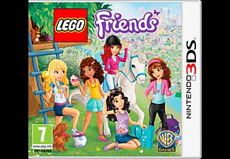 LEGO Friends (Software Pyramide) - [Nintendo 3DS]