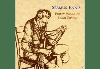 Seamus Ennis - FORTY YEARS OF IRISH PIPING  - (CD)