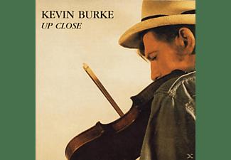 Kevin Burke - UP CLOSE  - (CD)