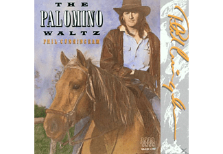 Phil Cunningham - THE PALOMINO WALTZ  - (CD)