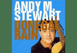 ANDY M. Stewart - DONEGAL RAIN  - (CD)