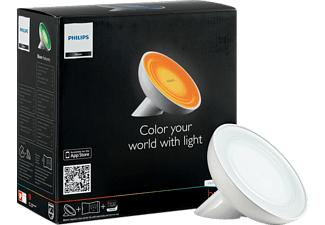 Lámpara de mesa LED inteligente Philips Hue Bloom , luz blanca y de color