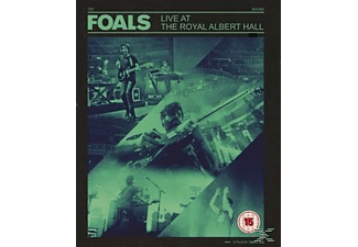 Foals - Live At The Royal Albert Hall  - (Blu-ray)