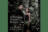 Lise Berthaud, Adam Laloum - Schumann - Schubert - Brahms [CD]