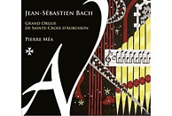 Pierre Mea - Grand Orgue de Sainte-Croix d'Aubusson [CD]
